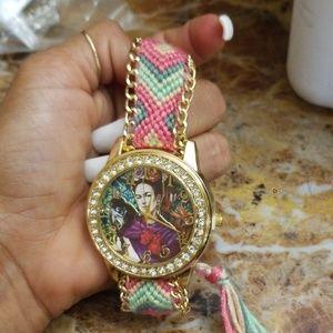 Jewelry - Frida khaloh watch